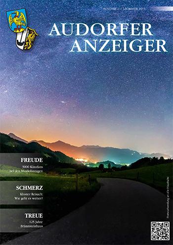 Anzeiger Sommer 2019